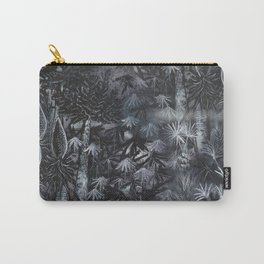 Prehistoric Landscape Print Carry-All Pouch