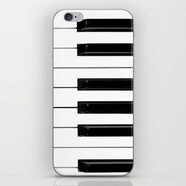 Piano Keys iPhone Skin