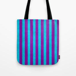 Stripes Collection: Evening Light Tote Bag
