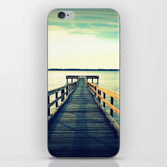 The Meeting Place iPhone & iPod Skin
