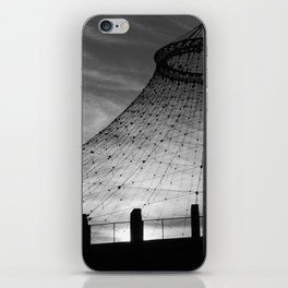 Unknown Spaces Whirled iPhone Skin