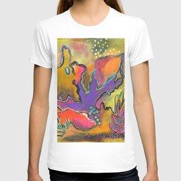 Playful Shapes & Colors T-shirt