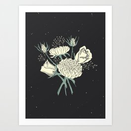 Flight Home Art Print