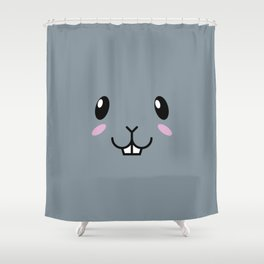 Baby Bunny. Kids & Puppies Shower Curtain