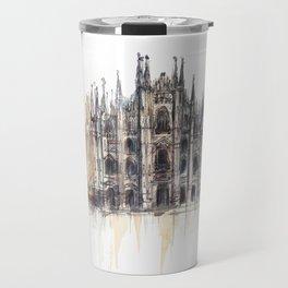 Duomo di Milano. Travel Mug