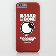 Baaadass the Sheep: Baaad to the Bone Slim Case iPhone 6s