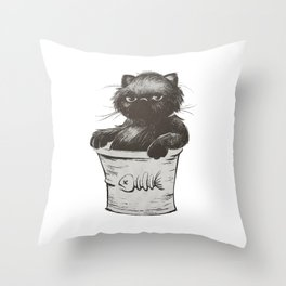 Bucket of Disappoint Throw Pillow