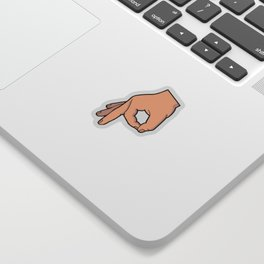 The Circle Game Sticker