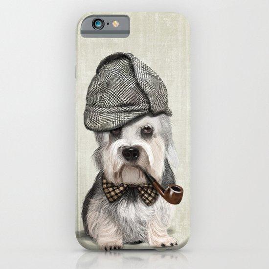 Sir Dandie Dinmont Terrier iPhone & iPod Case