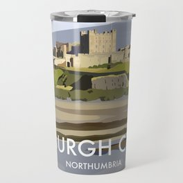 Bamburgh Castle Travel Mug