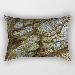 My World Rectangular Pillow