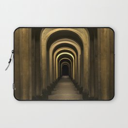 Arches of my city Laptop Sleeve