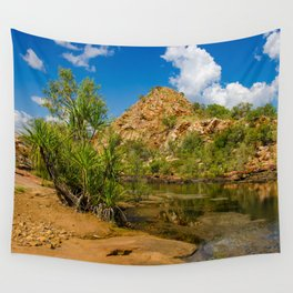 Bell Gorge Wall Tapestry