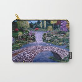 My Garden - by Ave Hurley Carry-All Pouch