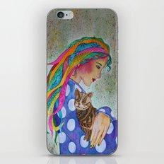 Love Flows iPhone & iPod Skin