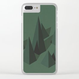 Lab 84 Clear iPhone Case