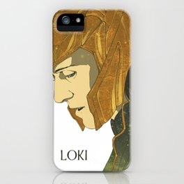 Loki  iPhone Case