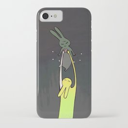 I'll catch you iPhone Case