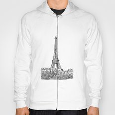 Another Eiffel Tower Photo Hoody