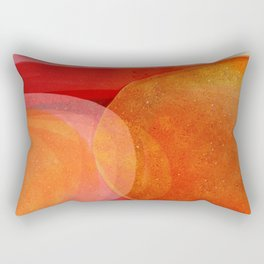 Within Rectangular Pillow