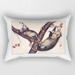 Opossum Rectangular Pillow
