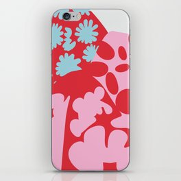 Fashion Mix Colors iPhone Skin