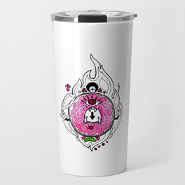Feed Me Bitches Travel Mug