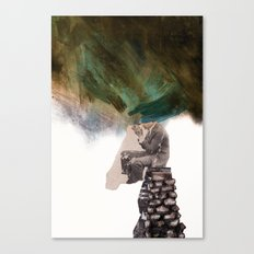 The Rut Canvas Print