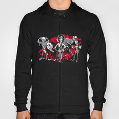 RHPS gang of five Hoody