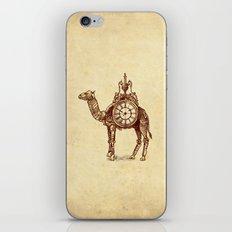 Desert Time iPhone & iPod Skin