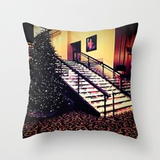 Holiday decor Throw Pillow