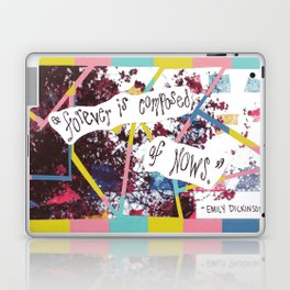 """Forever Nows"" Laptop & iPad Skin"