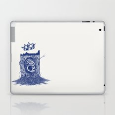 King of the Little Forrest Laptop & iPad Skin