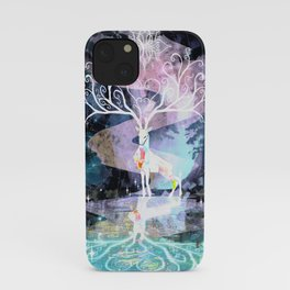 Forest Hart iPhone Case