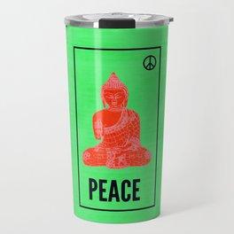 Neon Siddhartha Travel Mug