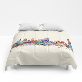 buffalo city new york Comforters