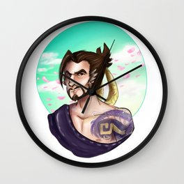 Hanzo Wall Clock