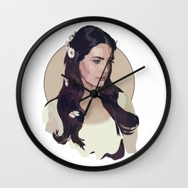 Lust for Life Wall Clock