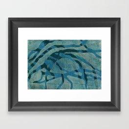 Abstract No. 126 Framed Art Print