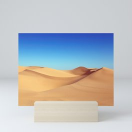 Sand Dunes Mini Art Print