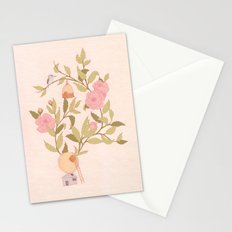 RoseBird Stationery Cards