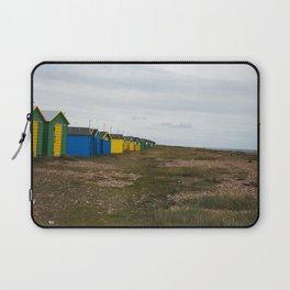 Littlehampton Beach_2 Laptop Sleeve