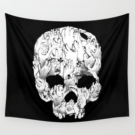 Shirt of the Dead Wall Tapestry