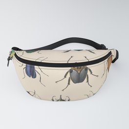Insects, flies, ants, bugs Fanny Pack