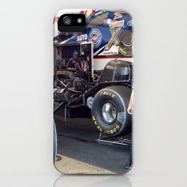 The Beast at Rest iPhone Case