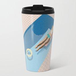 2 COOL 4 POOL Travel Mug