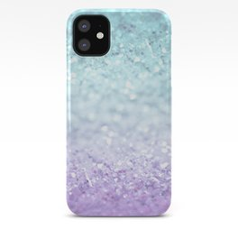 MERMAIDIANS AQUA PURPLE iPhone Case