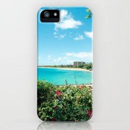 Kāʻanapali Beach Maui Hawaii iPhone Case