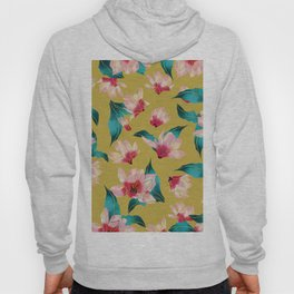Floral Aura Hoody