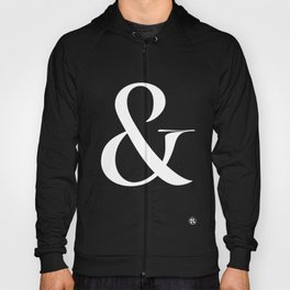 Turquoise's Ampersand Hoody